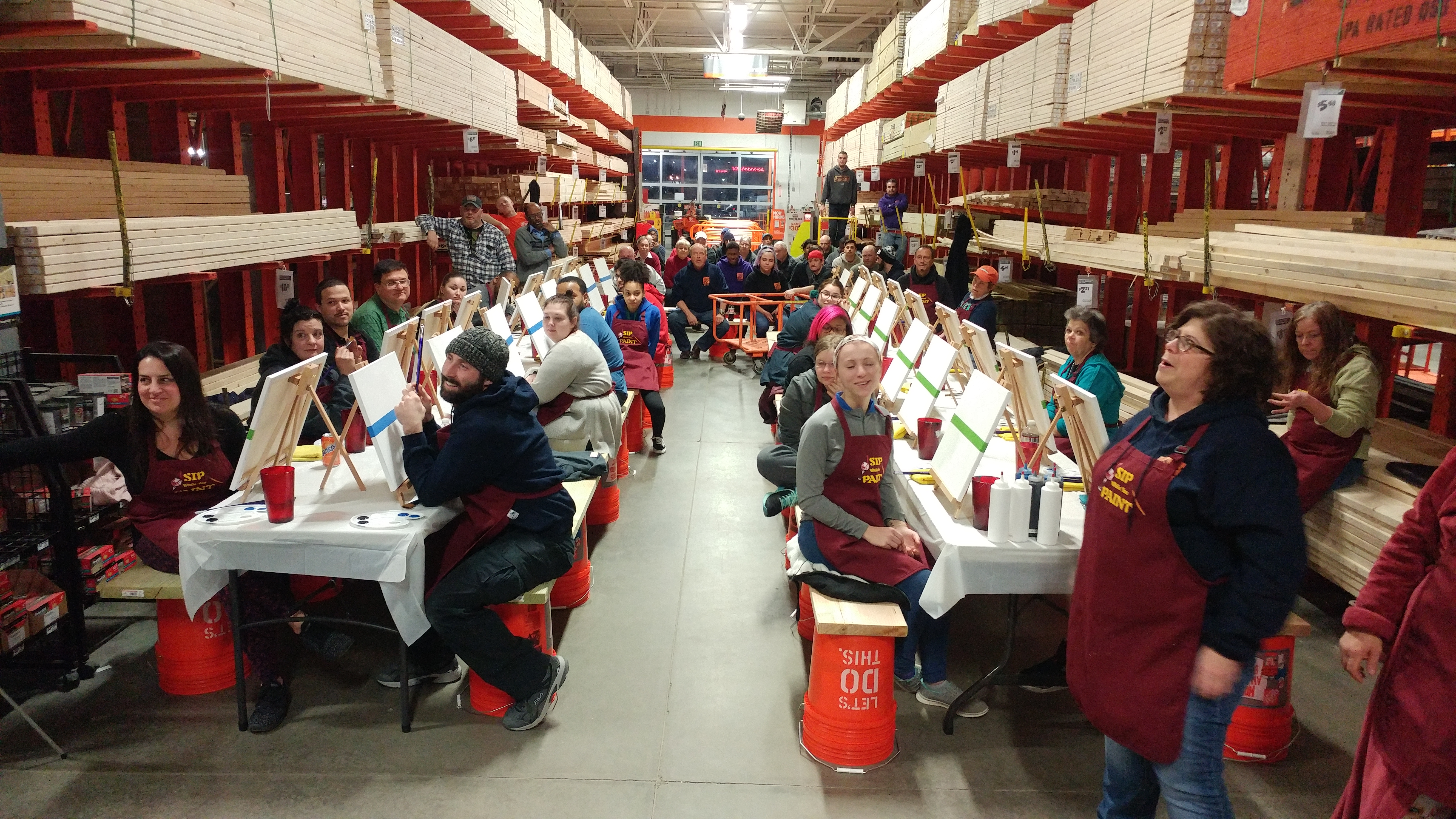 Home Depot Party 2 (4)