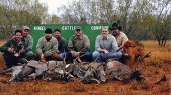 Trophy Whitetail and Exotic Hunting