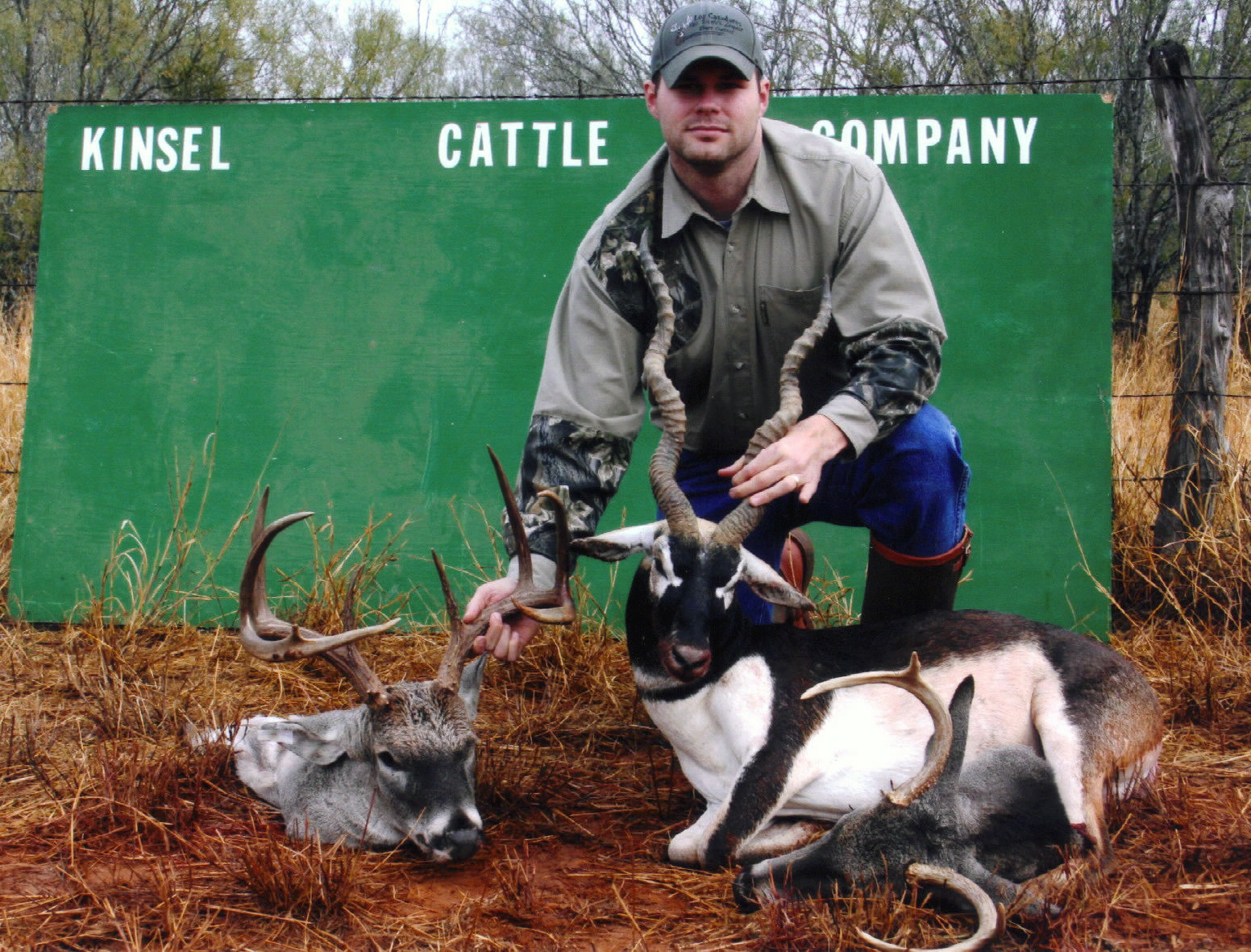 Whitetail and Exotic Hunting