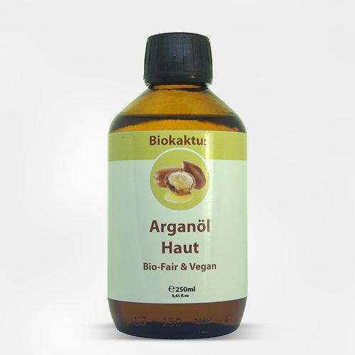 Arganöl Haut 250 ML- mit breitem Schraubverschluß ( 17.10 Euro/ 100 Ml )