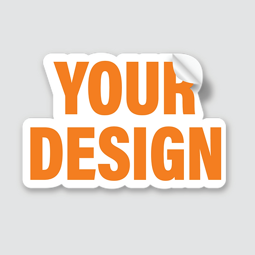 Customised sticker