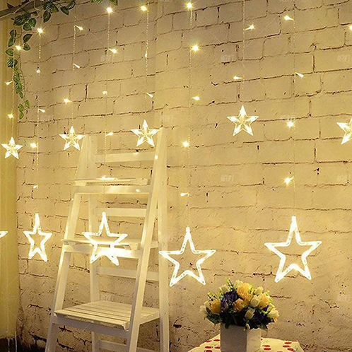 Fairy String Lights - Stars