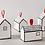 Thumbnail: Gift box - Cottage house (V) - Set of 10 pcs