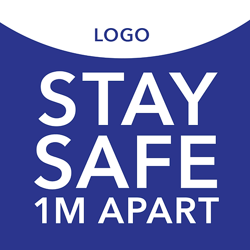 Stay Safe - 1M APART