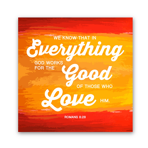 Quote - Romans 8:28