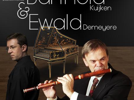 Herfstconcert Barthold & Ewald 29/09