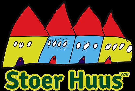 Stoer Huus logo,cohousing West-Vlaanderen,Brugge