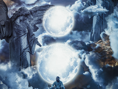 """Lunar Lust"" by Alexander Mcwherter aka. ""Tankuss Art"""