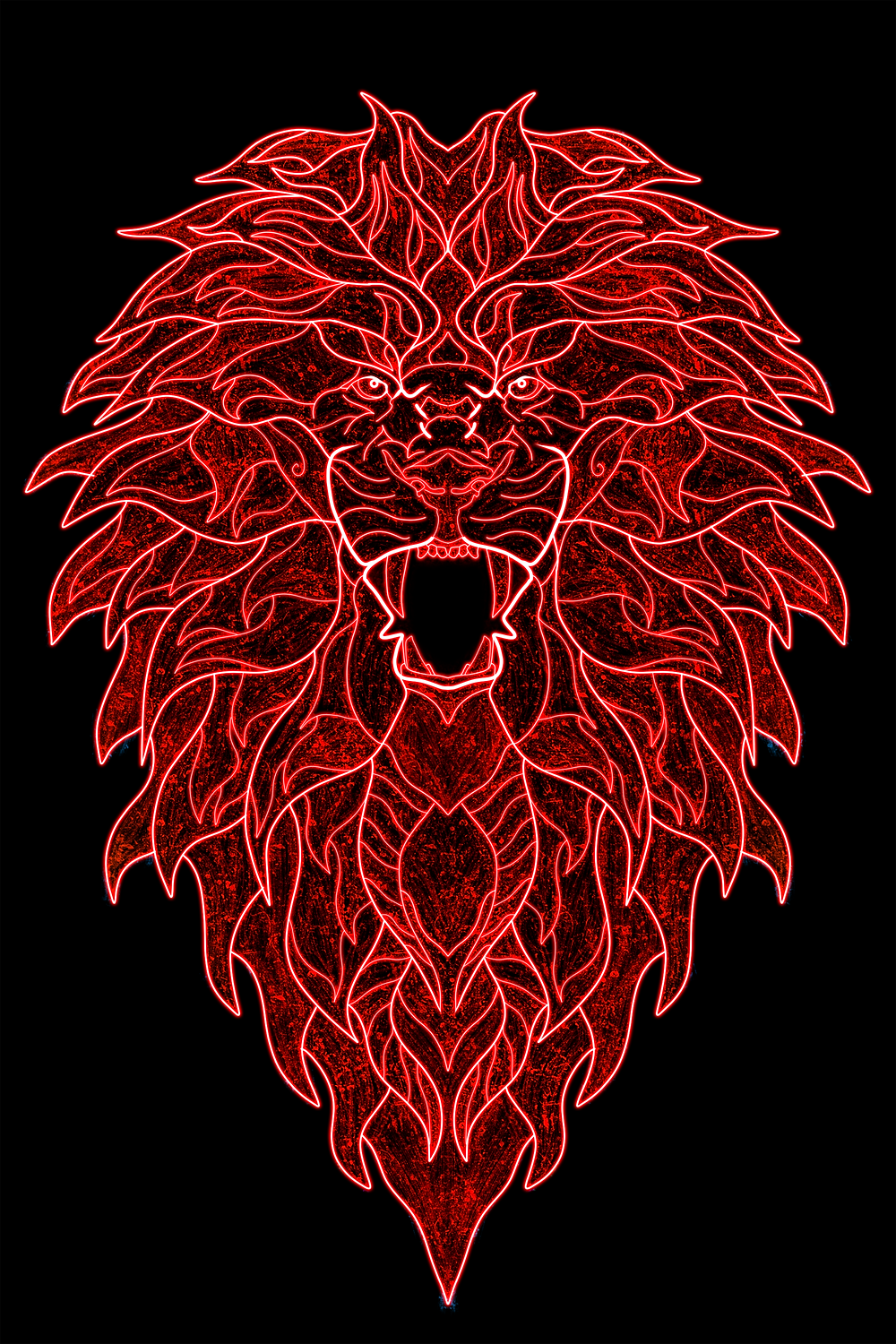 Releasing your Lion Spirit is too hard to attain .....but once acquired then You are the 👑King and there is no one that can beat you ...  Roar -.....not to get heard but