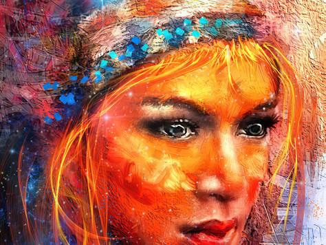 """Starchild"" by YoogyArt"