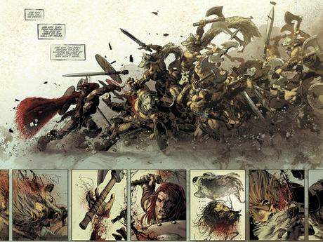 NFT-Discovery #16: Mike Deodato