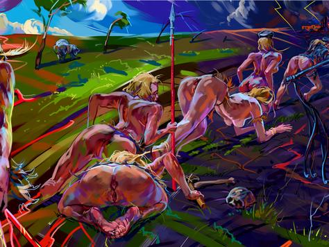 """Evolution"" by Igor Kozachok"