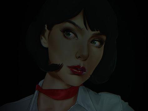 """""""Grimoire - Venus of Metaverse"""" by Katalina Ooma"""
