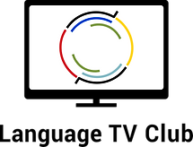 Language Tv Club with logo