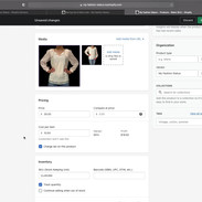 How to Add Products (when pictures are a