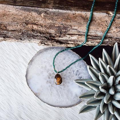 mara select sautoir pierre et perles