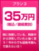 プラン3 35万円(税込/諸経費別)
