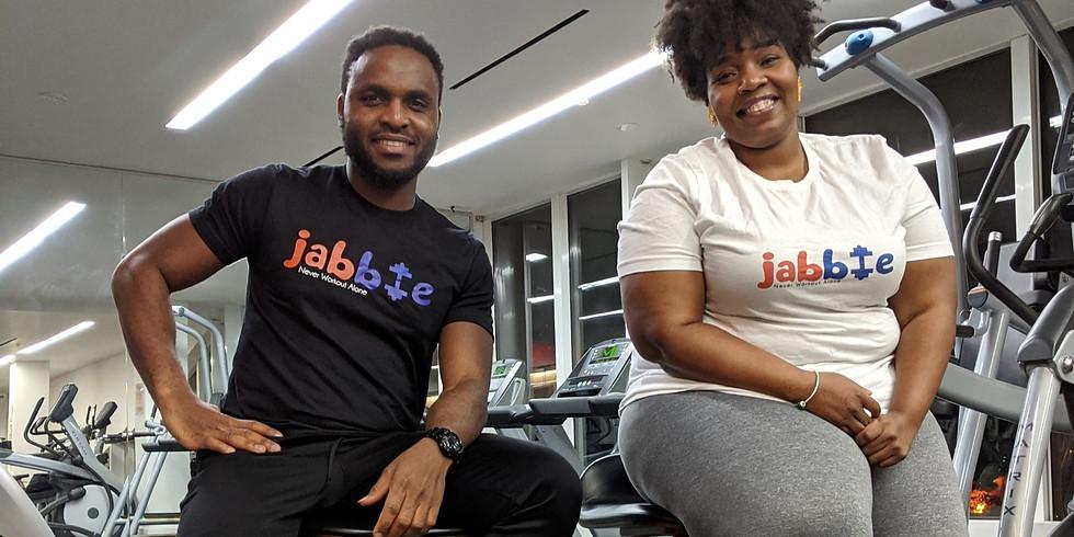 Jabbie x Athleta Celebrate for Juneteenth!