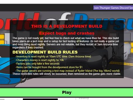 Thumper Games Launcher