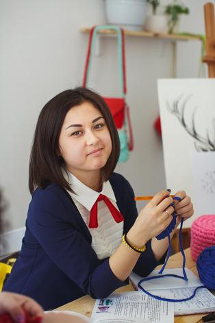 вязание в Креативном Доме ОТ УМА