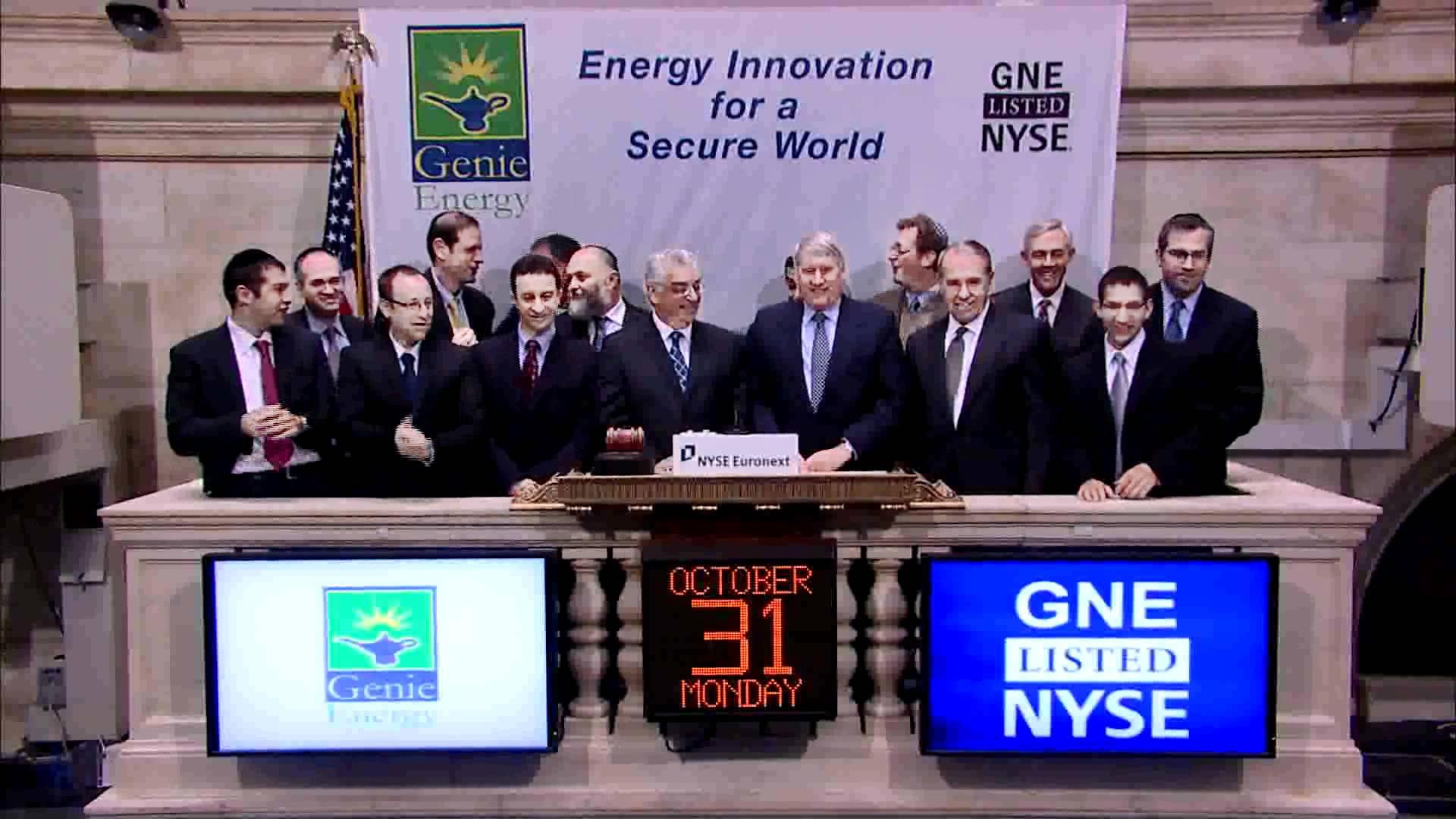 Genie Oil & Gas