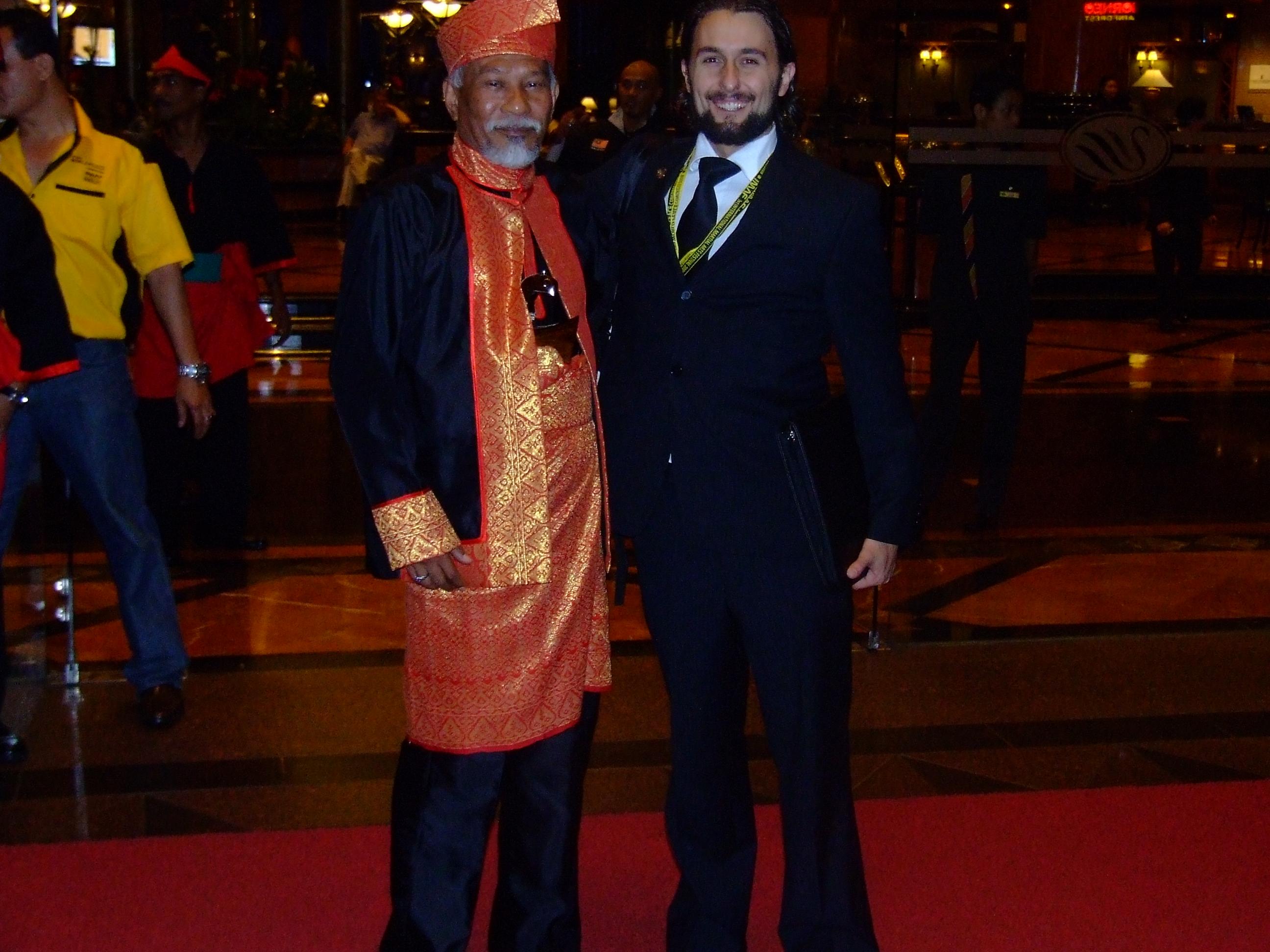 Grand Master Zahalan & EL
