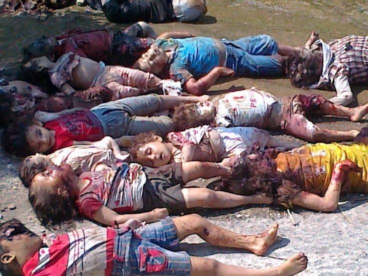 NATO = Wholesale Murder