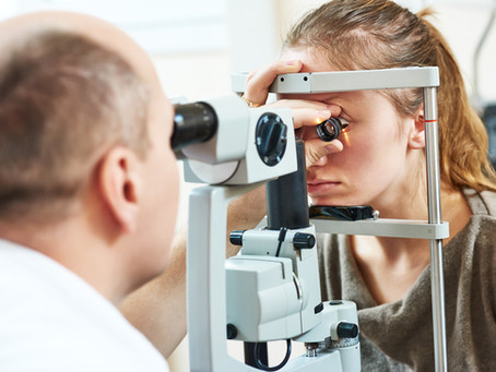 Ophthalmology Training Program