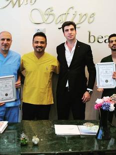 Basic skills in Hair Transplantation Course