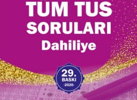 Medical Turkish equivalency exam books 2020