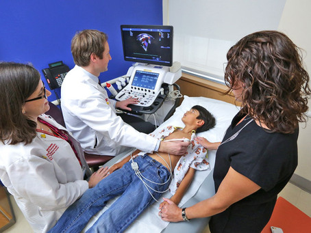 Pediatric Echocardiography Training Program