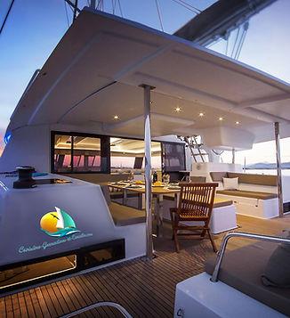 Catamaran hélia 44, croisière grenadines
