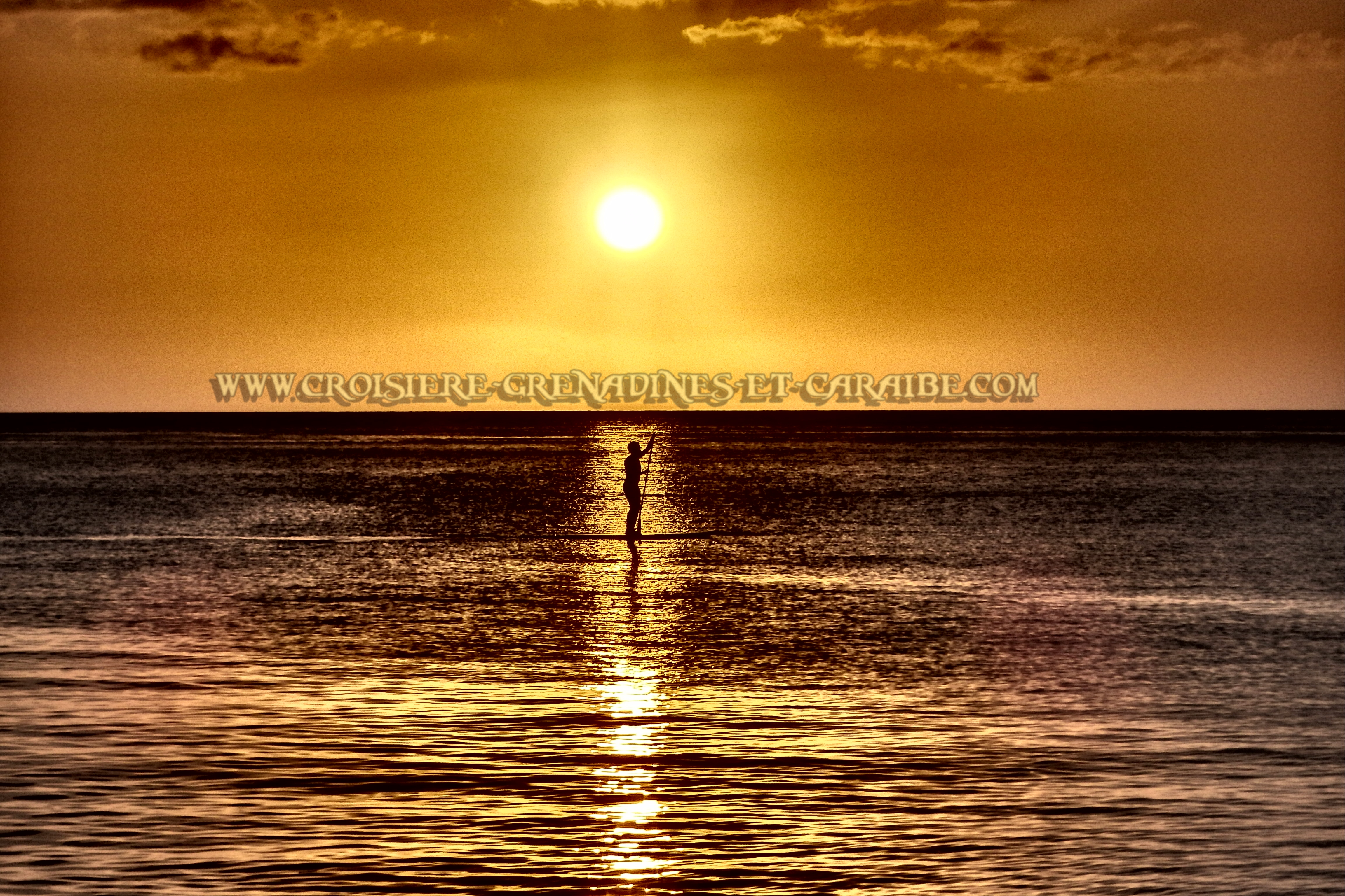 paddle Grenadines,  bien être