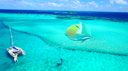 Tobago cays kite kitetrip grenadines