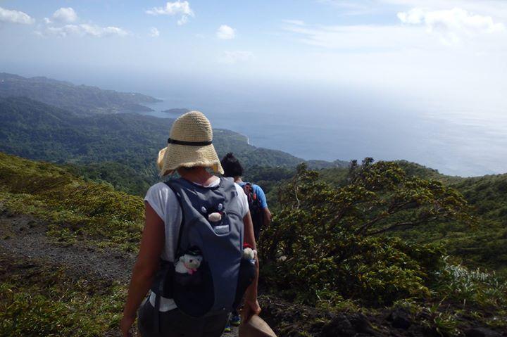Trail, rando, croisiere Grenadines