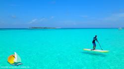 paddle Grenadines, SUP, Yoga paddle