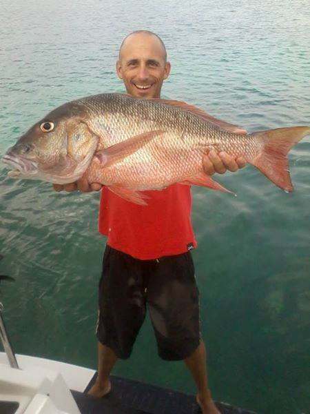 Pêche au gros, croisiere Grenadines