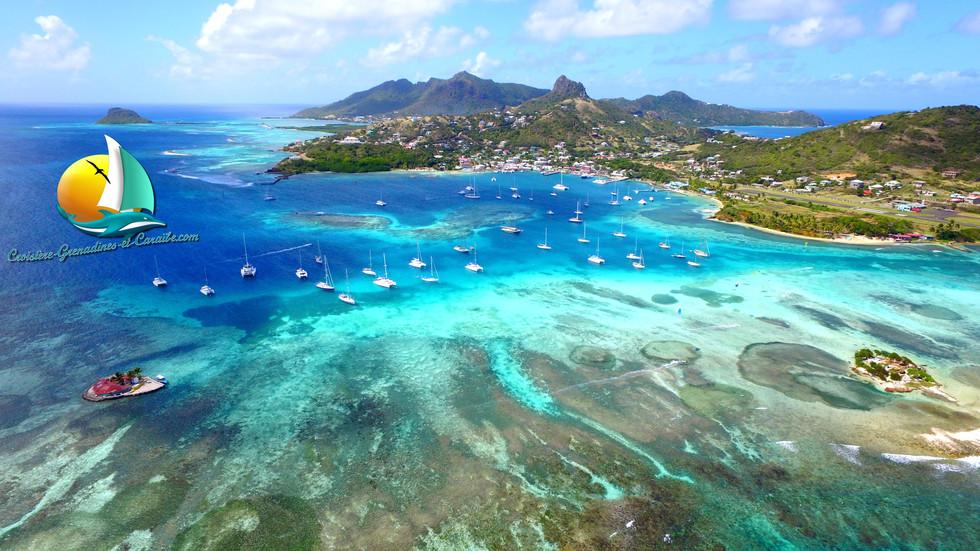 Union island, Happy island, kitetrip union , kite grenadines, kite cruise , fullmoon grenadines