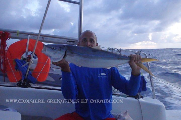 Pêche en Mer, voyage de pêche
