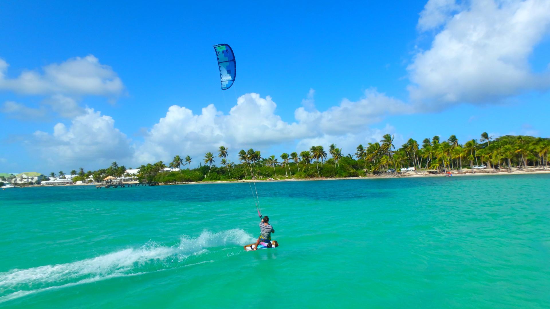 Kite surf , St François, guadeloupe, croisiere kite, croisiere guadeloupe