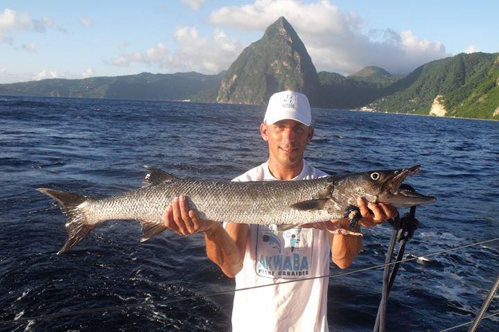 barracuda, voyage de peche