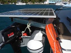 panneaux solaires et annexe 18 cv