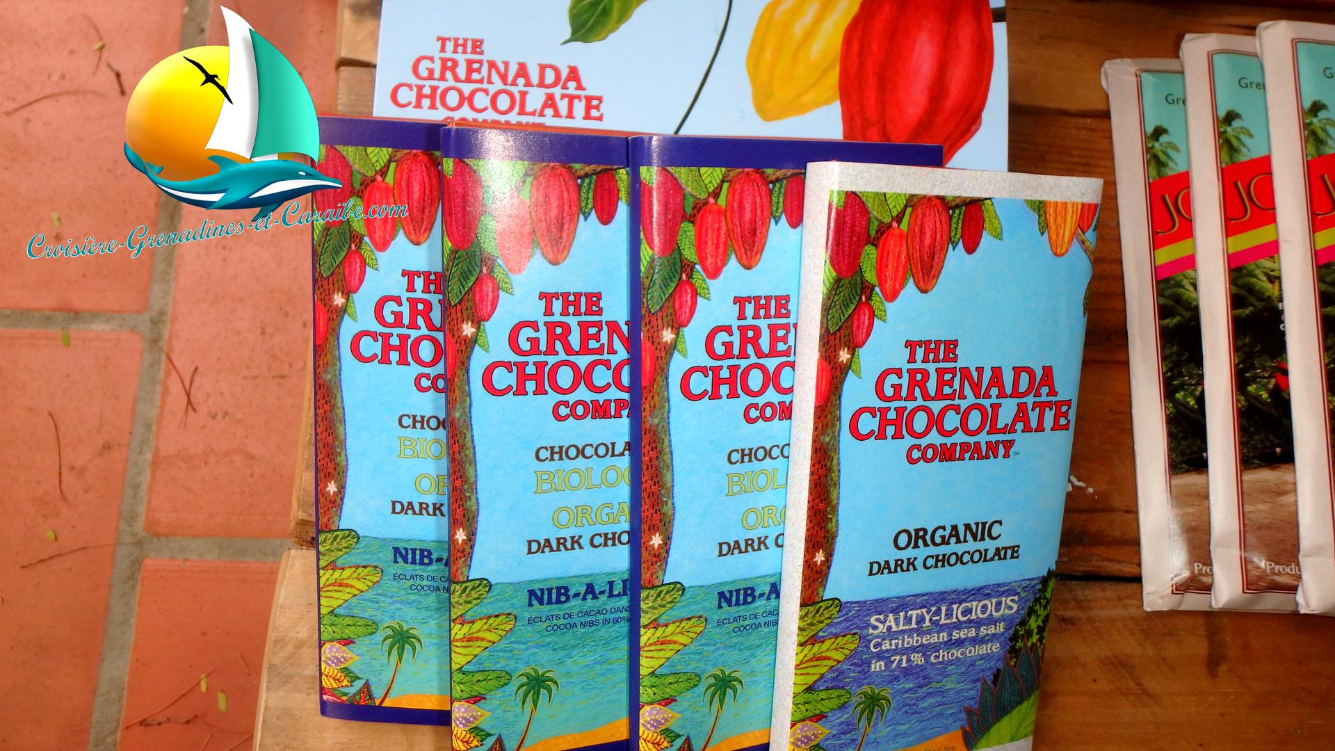 Grenada chocolate company, Grenade, Croisiere Grenadines