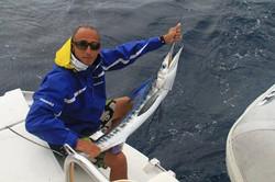 Espadon voilier, voyage pêche