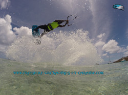 kitetrip Grenadines, kite cruise