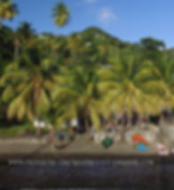 Cumberland, St Vincent, Croisiere Grenadines