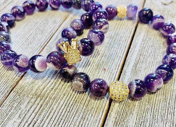 Luxe Royalty Bracelet Set