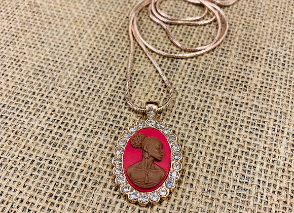 Small HERitage Necklaces