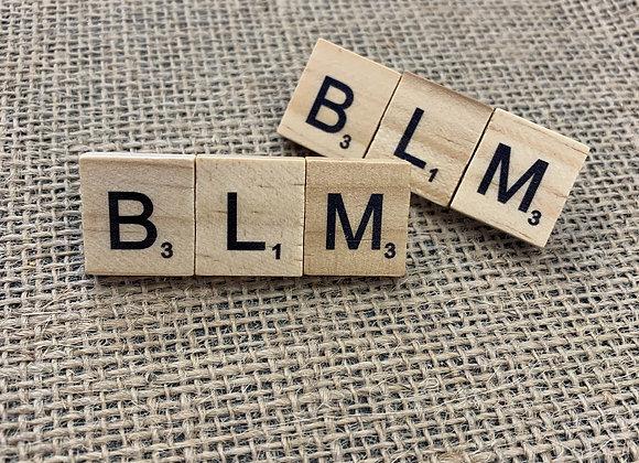 BLM Pin