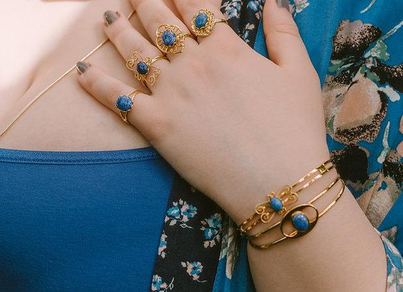 Lapis Lazuli Rings